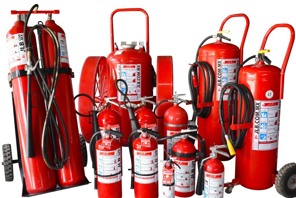 Extintores en Monterrey